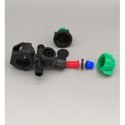 Agricultural Plastic Universal Jet Flat Spray Nozzle
