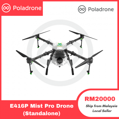 Mist Pro Agriculture Spraying Drone
